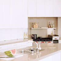 Шкаф купе для кухни